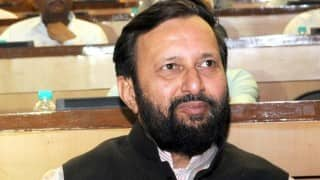Improving night schools, Zilla Prishad schools top priority: Prakash Javadekar