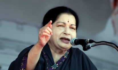 Jayalalithaa protests Andhra Pradesh increasing dam level, wants original height