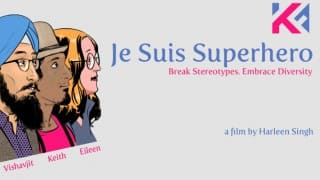 'Je Suis Superhero' Director Harleen Singh on Using Comics to Break Xenophobic Stereotypes