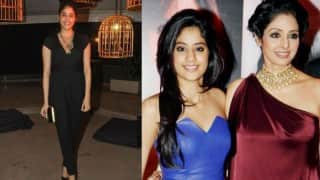 Is Sridevi's daughter Jhanvi Kapoor confused about her big screen debut?