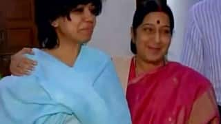 Delhi: Indian woman Judith D'Souza kidnapped in Kabul reaches India