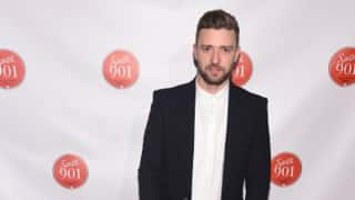 Justin Timberlake wants son to see 'Trolls'