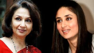 Woah! See how excited Saif Ali Khan's mother Sharmila Tagore is about Kareena Kapoor's pregnancy