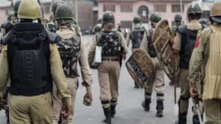 No major clash reported in Kashmir