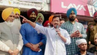 Arvind Kejriwal in Punjab: AAP chief to launch youth manifesto today