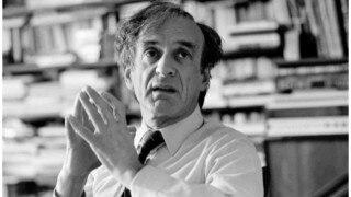 Nobel laureate and Holocaust survivor Elie Wiesel dies