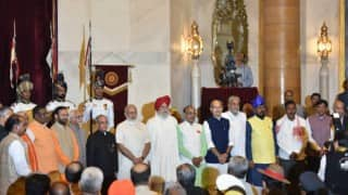 Narendra Modi Cabinet Reshuffle: All you need to know about 19 fresh faces inducted into Council of Ministers