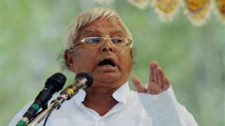 राष्ट्रपति पद की रेस से बाहर करने के लिए आडवाणी के खिलाफ साजिश: लालू प्रसाद