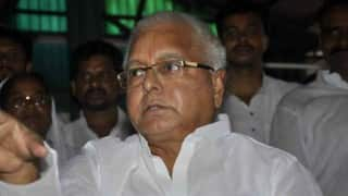 Lalu Prasad again hits out at Narendra Modi for 'silence' on Dalit atrocities