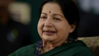 Work unitedly for win in civic polls: Jayalalithaa
