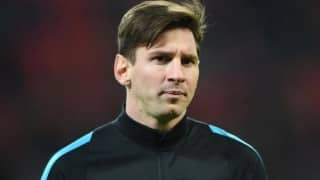 Lionel Messi ruled out of Venezuela qualifier