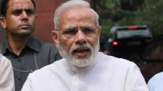 Narendra Modi to visit Telangana on August 7