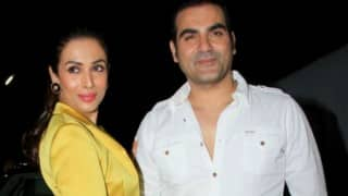 Spotted! Malaika Arora and Arbaaz Khan spend quality time over dinner date