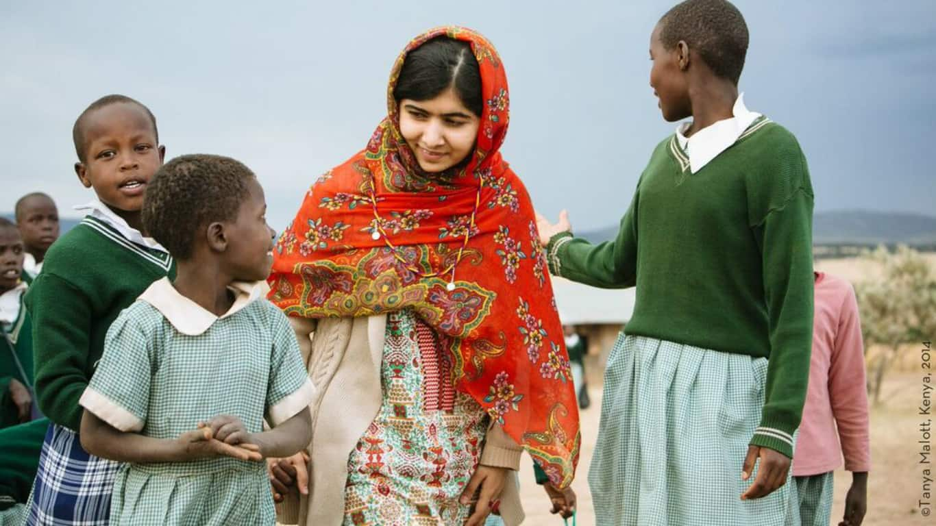 Malala Yousafzai's 19th Birthday Is for #YesAllGirls, Access to Education