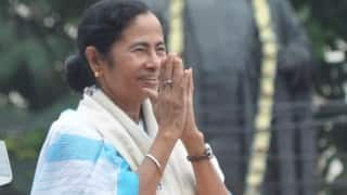 TMC MP equates Mamata Banerjee to Goddess Saraswati, Mother Teresa