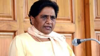 Despite Mayawati being called a prostitute by BJP leader, 'bhakts' on Twitter can't refrain from criticising the Dalit icon