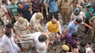 Meerut demolition case: Anuj Singh Executive Engineer of the Cantonment Board was sent to judicial custody