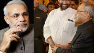 Prime Minister Narendra Modi skips President's iftar party third year in a row!