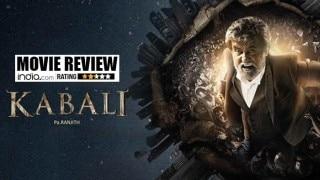 Kabali movie review: Rajinikanth film is a STRICT No No for sensible moviegoers; watch Irrfan Khan's Madaari instead