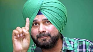 Navjot Singh Sidhu likely to join AAP next month