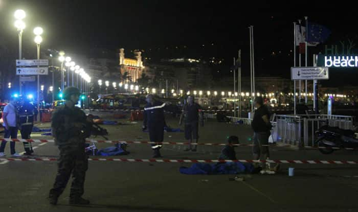 Nice Attack: France truck attacker formally identified, says police source