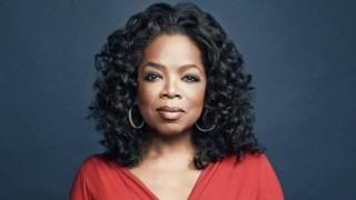 Oprah Winfrey Dazzles in Sabyasachi Creation