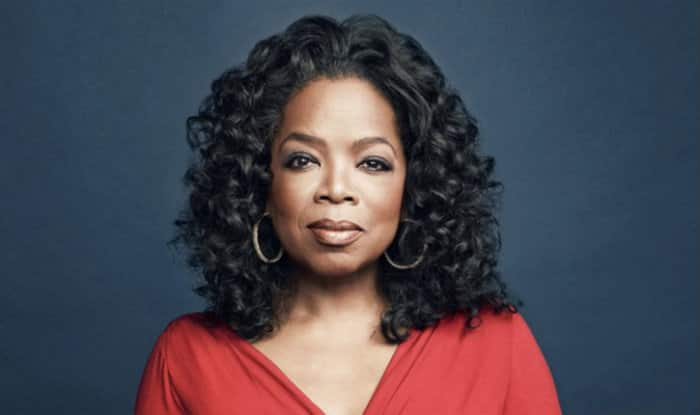 Oprah Winfrey Dazzles in Sabyasachi Creation