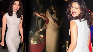 Priyanka Chopra Birthday: See inside pictures of the Quantico star's birthday celebrations!