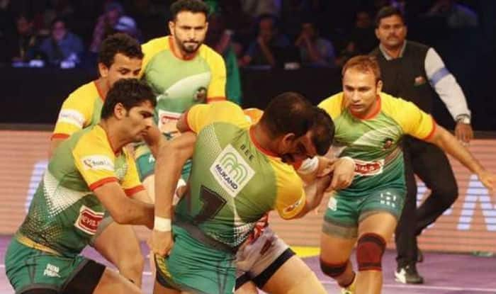 File image of Patna Pirates in action.