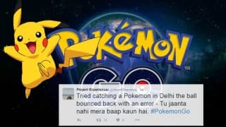 21 tweets about Pokemon Go from Indians are just hilarious!