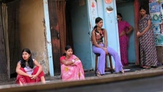 Demonetisation badly hits sex workers