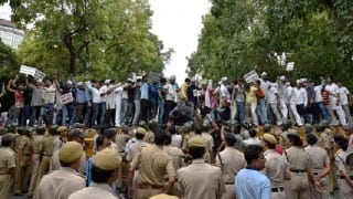Dalit thrashing in Una: 7 youths attempt suicide amid protests in Gujarat