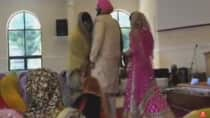 This Punjabi wedding turns hilarious after groom's pyjama falls down. Watch what happens next!