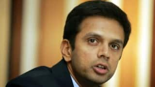 In T20s, batsmen have improved more than bowlers: Rahul Dravid
