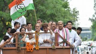 Uttar Pradesh Assembly Elections 2017: People of UP will see golden days of Congress rule sitting on our cots, says Raj Babbar