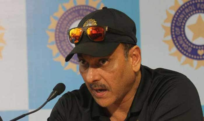 File image of Ravi Shastri