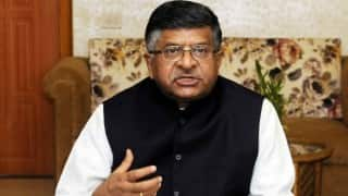 Referring uniform civil code to Law Commission not linked to Uttar Pradesh polls: Ravi Shankar Prasad