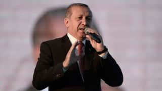 Turkey fires 1,700 officers, closes dozens of media groups