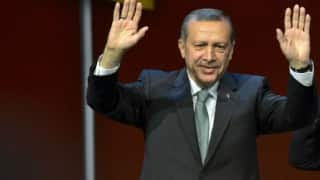 Turkey's President Recep Tayyip Erdogan dropping lawsuits for insults against him