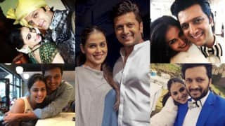 Dating History revealed! Riteish Deshmukh spills the beans on his love life with Genelia D'Souza