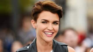 Ruby Rose has fascination for lip colours