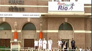Prime minister Narendra Modi to flag off 'Run for Rio' today to pump up Indian athletes in Olympics
