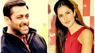 Katrina Kaif's comment on Salman Khan's Facebook status has been making fans go crazy