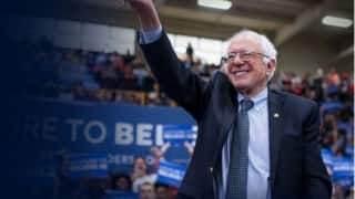 Bernie Sanders says Hillary Clinton 'must become' next US president