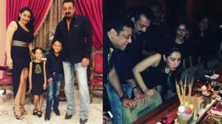 Aww! See how Sanjay Dutt's wife Maanayata Dutt celebrated her birthday in Dubai
