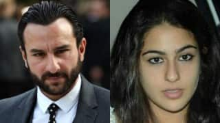 This picture of Saif Ali Khan's daughter Sara Khan partying with her boyfriend is going viral