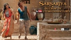Mohenjo Daro song Sarsariya: Hrithik Roshan & Pooja Hegde have striking chemistry in this one! (Watch video)
