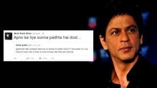 #AskSrk: AMA with Shah Rukh Khan on Twitter proves why he is the most loved Khan of Bollywood