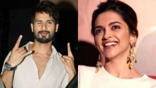Shahid Kapoor and Deepika Padukone are coming together for a film?