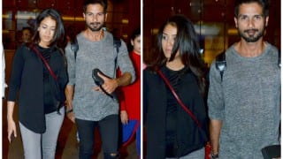 Shahid Kapoor and Mira Rajput Kapoor's latest Instagram selfie is the MOST ROMANTIC ever!